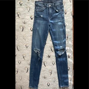 - Citizens of Humanity - Rocket jeans - Size 25